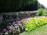 bear creek crossing homeowners association