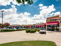 Retail Property Management Portfolio - Preston Plano Parkway Center