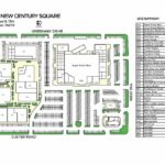 Asian New Century Square - Site Plan